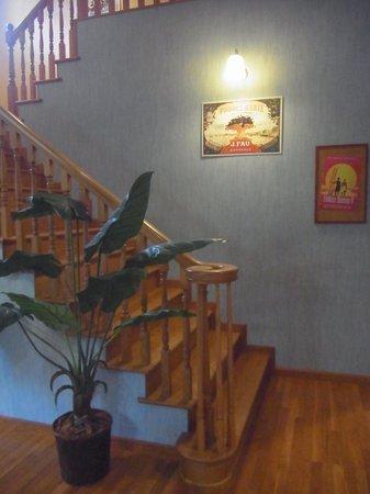 American House Cozy : 出入口付近