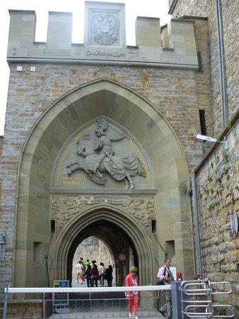 Burg Hohenzollern: Замок Гогенцоллерн