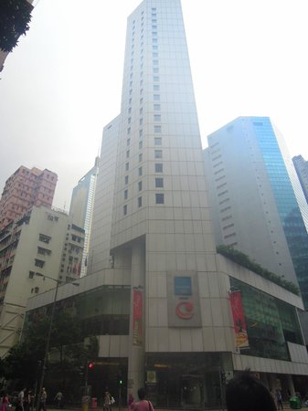 outlook (Novotel Century Hong Kong)