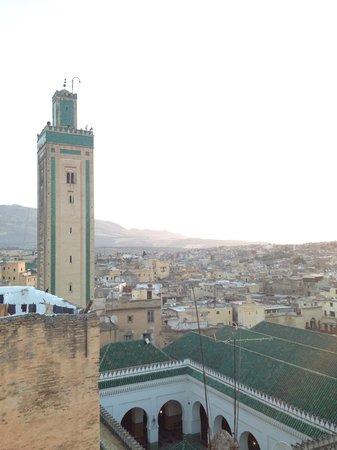 Dar Mia: Vue sur la Mosquée