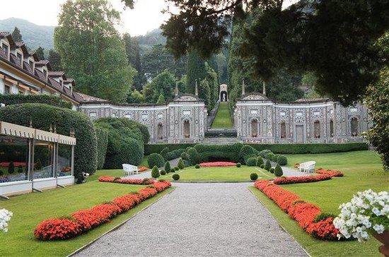 Villa d'Este: ホテル