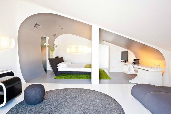 Junior Suite At Hotel Ripa Roma