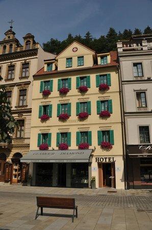 Hotel Maltese Kriz: Hotel Maltézský Kříž***.