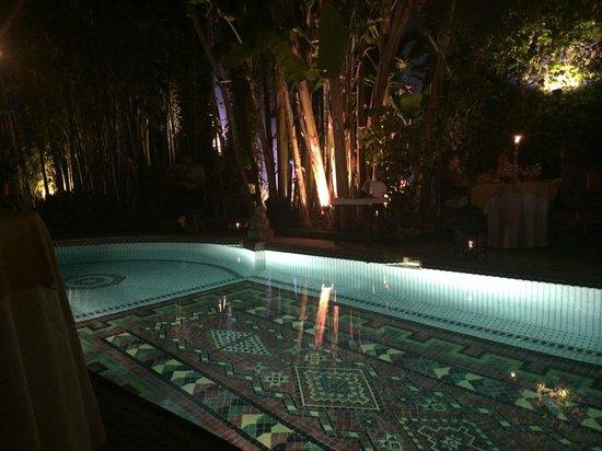 Dar Moha: le bassin