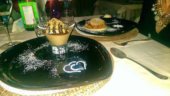 Hotel Conca Azzurra : dolce
