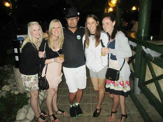 Pegasos World Hotel: Ozzy :)