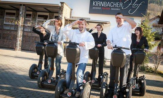 Hotel Kirnbacher Hof: Team