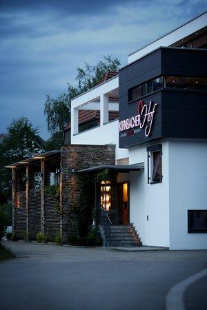 Hotel Kirnbacher Hof: Restaurant