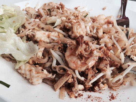 Sila-aat: Pad Thai