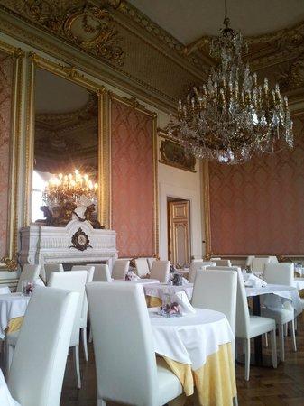 Hotel Bretagna : Sala do Café da manhã