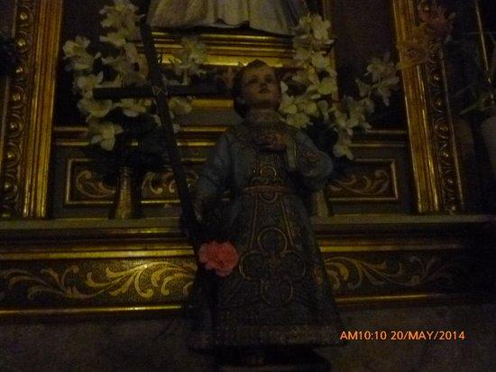 Iglesia de San José: Niño del Remedio.