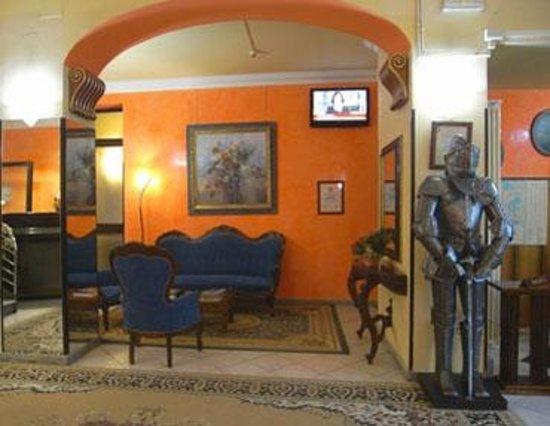 San Giorgio : hall