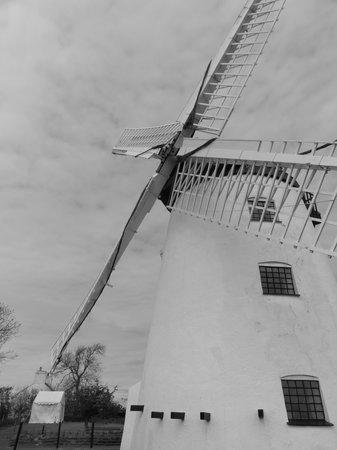 Llynnon Mill : windmill