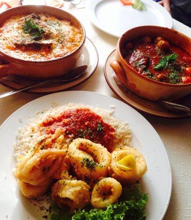 Taverna Tassos: 美味
