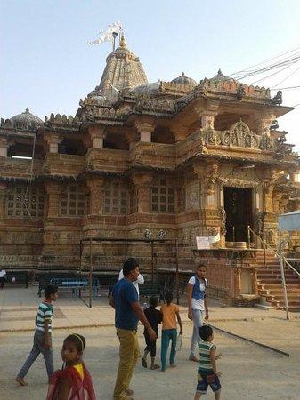 Shamlaji Temple. Gujarat, India