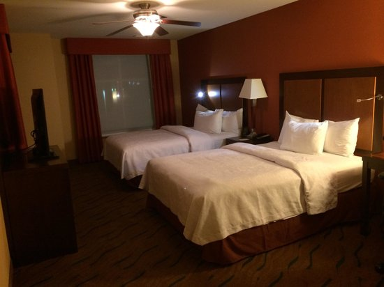 Homewood Suites by Hilton Fort Worth - Medical Center: Two queen bedroom