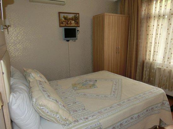 Eski Konak Hotel: la camera