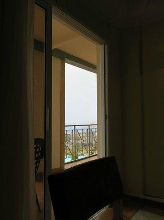 Hotel Las Aguilas : zimmer sicht