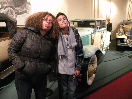 The Car and Carriage Caravan Museum: At Luray Car Museum