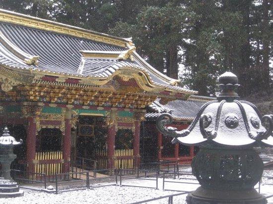 Taiyuimbyo Shrine: Sanctuary at Taiyuinbyo Shrine