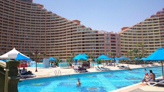 Porto Sokhna Resort & Spa: pool