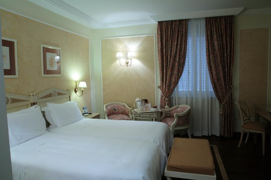 Hotel Palazzo Alabardieri: Camera Superior