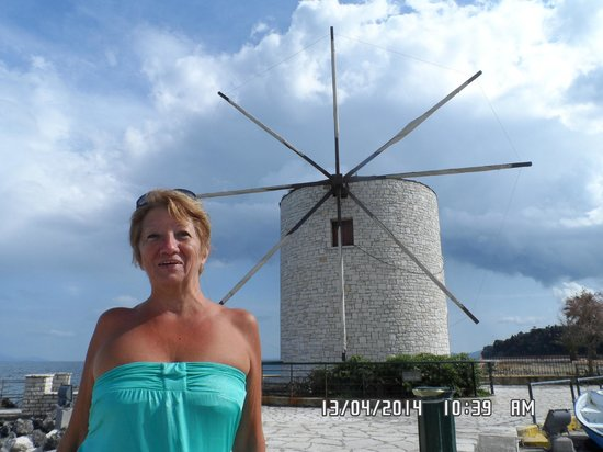 Hotel Bretagne: LOS OLINOS DE VIENTO EN EL PUERTO