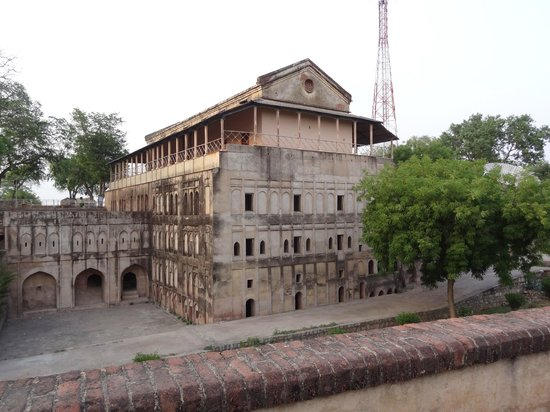 Jhansi Fort: Rani Mahal
