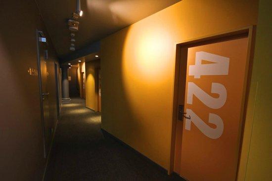 Generator Berlin Mitte : Corridors