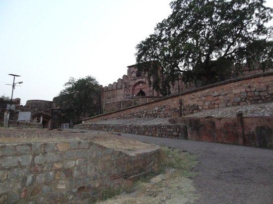 Jhansi Fort: Second Entrance
