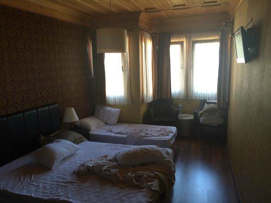 Eskibag Butik Hotel: room