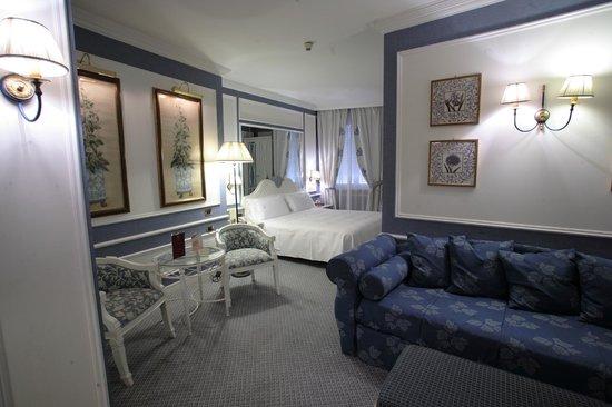 Hotel Palazzo Alabardieri: Junior Suite