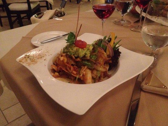 Sage Restaurant & Wine Bar : Veggie option!!