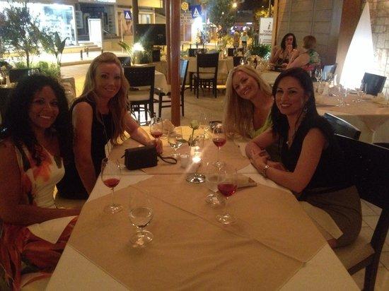 Sage Restaurant & Wine Bar : Great restaurant, lovely surroundings and atmosphere