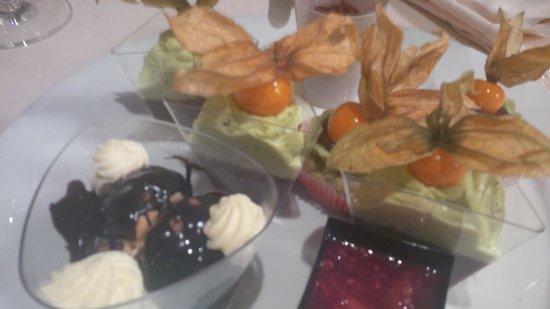 Grand Hotel Resort Ma&Ma: L'assaggio dei dolci