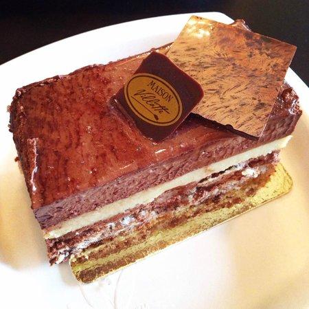 Maison Villatte: Torte (hazelnut)