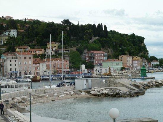 Hotel Piran: Balcony view