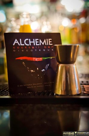 Alchemie Cocktail Bar