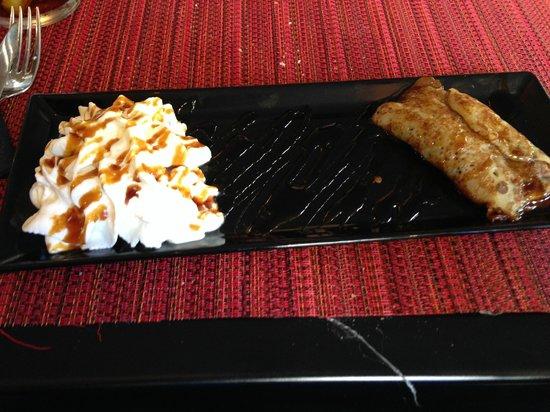 Sagasta 28 Bistro & Gourmet : POSTRE MUY BUENO