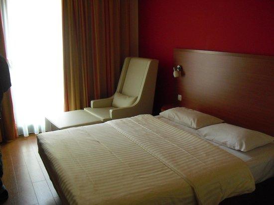 Star Inn Hotel Frankfurt Centrum: Habitación