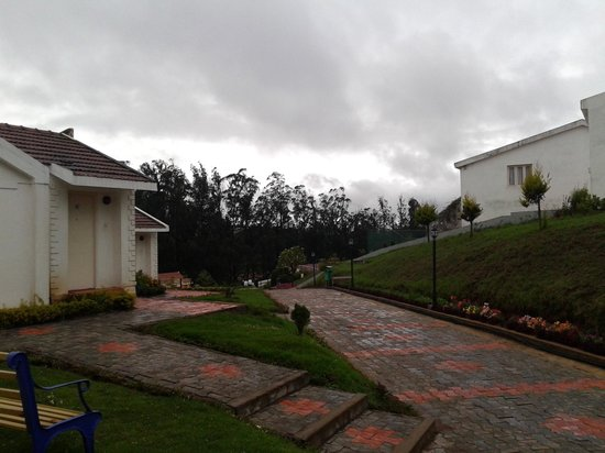 Deccan Park Ooty : A view of the Resort