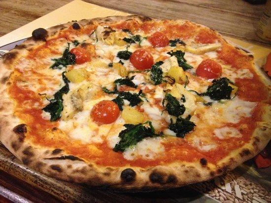 Il Birrificio di Como: Veggie Pizza