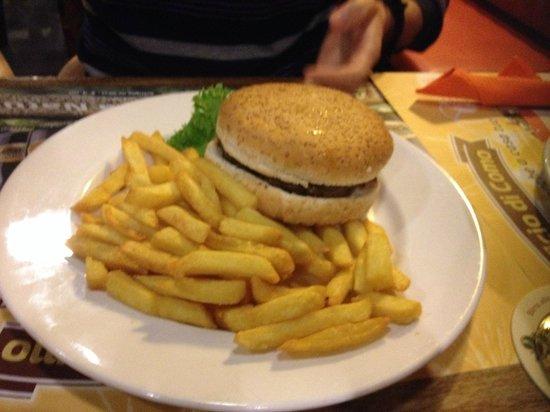 Il Birrificio di Como: New York burger