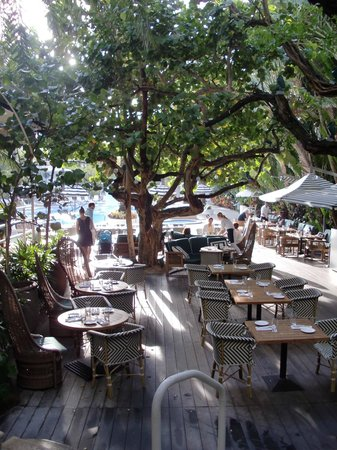The Raleigh Miami Beach: Frühstück