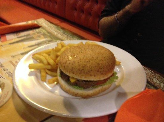 Il Birrificio di Como: Bacon Burger