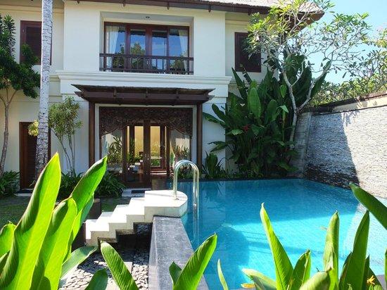 Pat-Mase, Villas at Jimbaran : view from room