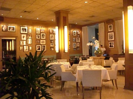 The Raleigh Miami Beach: Restaurant