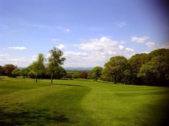 Woodbury Park Hotel & Golf Club: The Oaks golf course