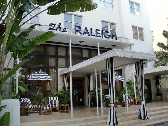 The Raleigh Miami Beach: Eingang