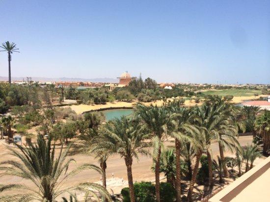 Labranda Club Paradisio Hotel El Gouna : The view
